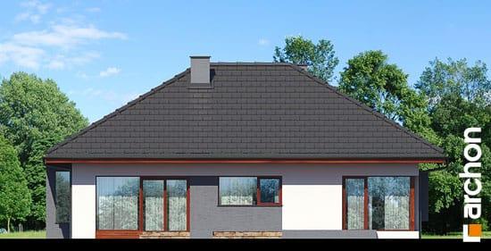 Elewacja ogrodowa projekt dom pod jarzabem n ver 2  267