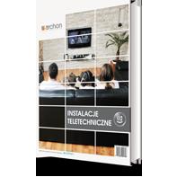Projekt instalacji teletechnicznych - Dom w klematisach 9 (S) ver.3
