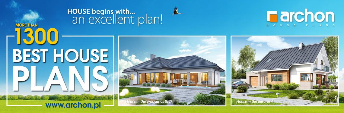 House begins with an excellent plan - more than 1300 house plans