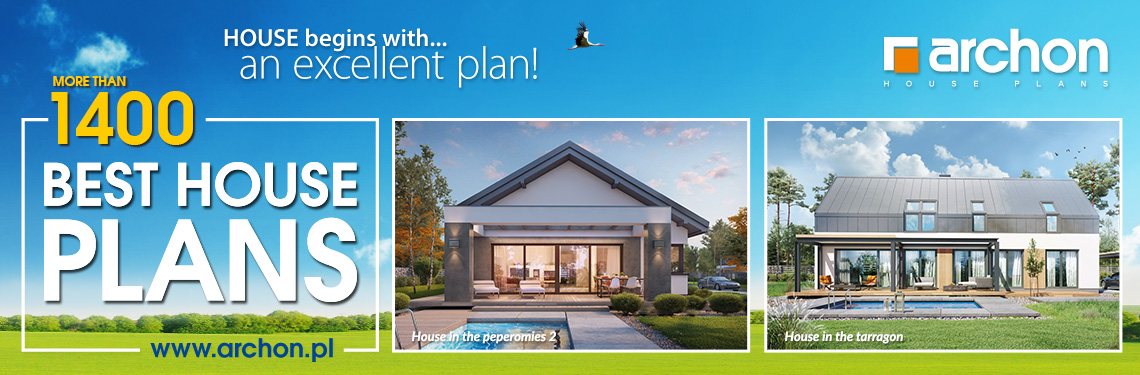 House begins with an excellent plan - more than 1400 house plans