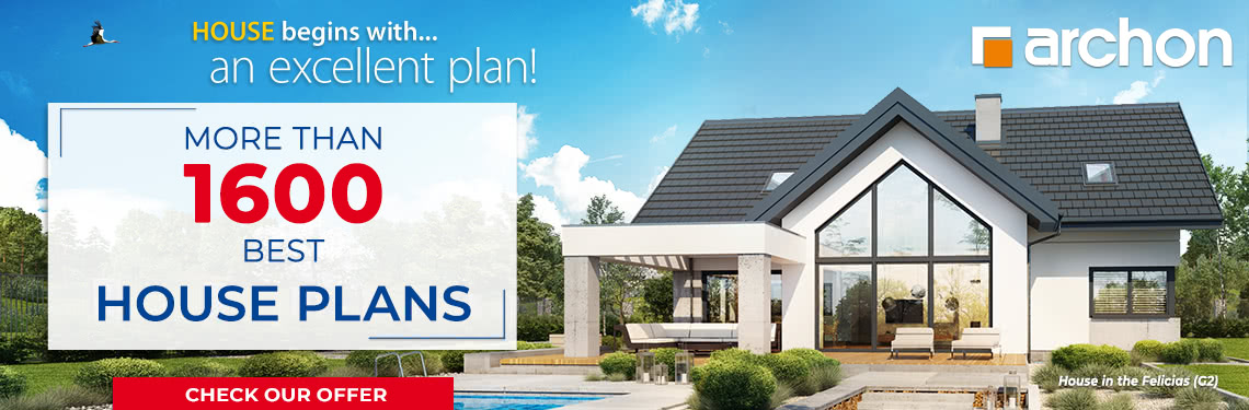 House begins with an excellent plan - more than 1600 house plans