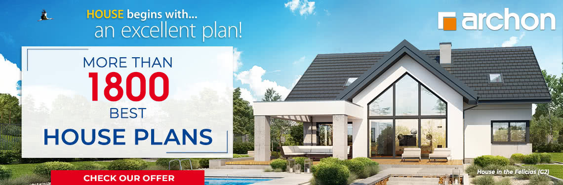 House begins with an excellent plan - more than 1900 house plans